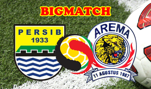 Persib vs Arema ISL 2012-2013 - Dunia Info dan Tips