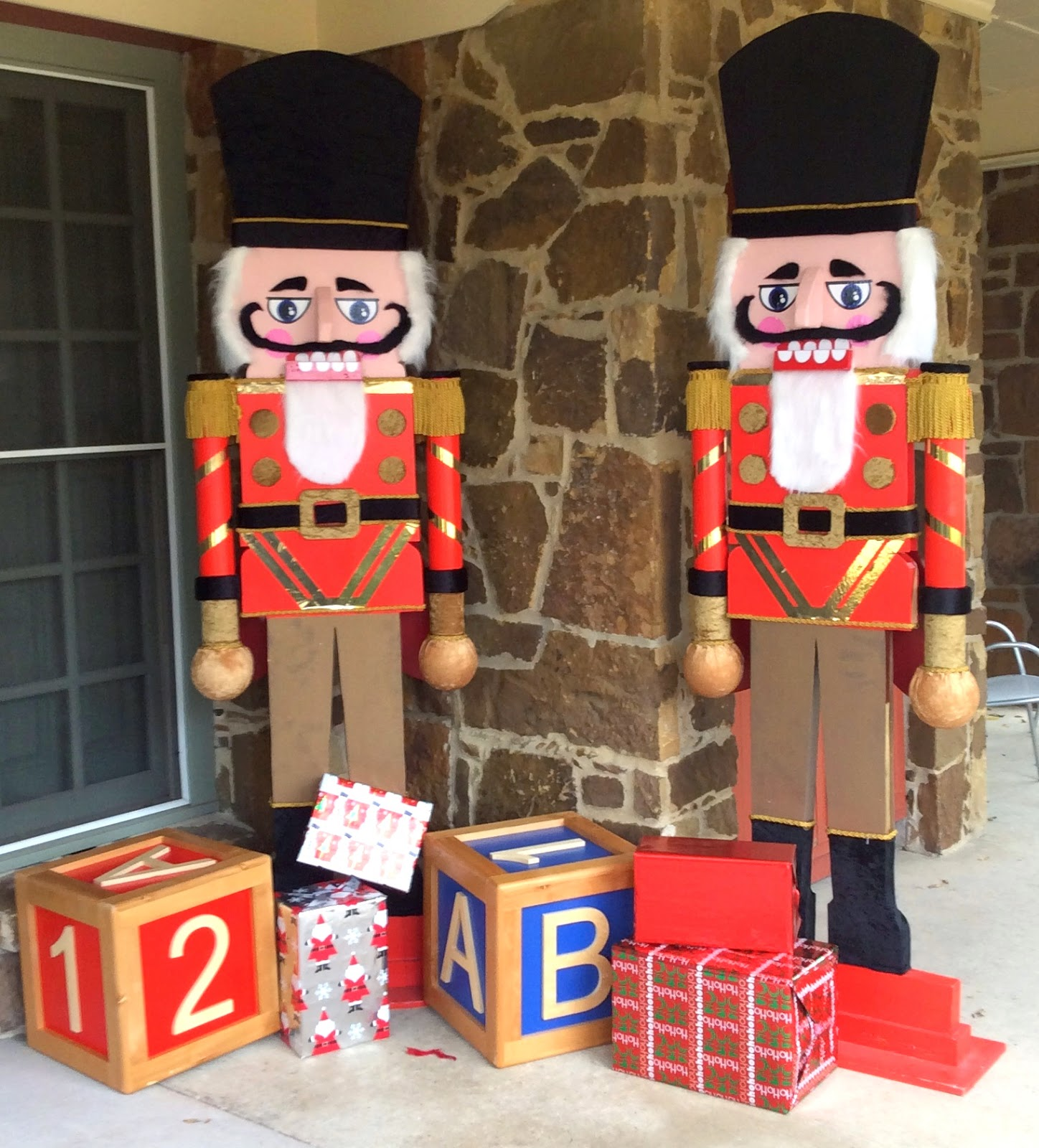 Nutcrackers, Addison Conference Center, Culinary Art Catering
