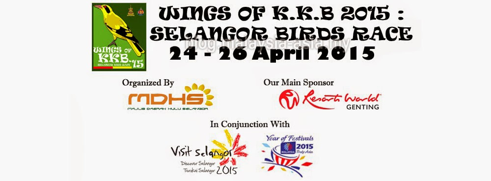 Selangor Bird Race 2015