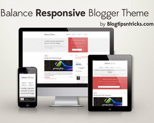 Balance Responsive Theme