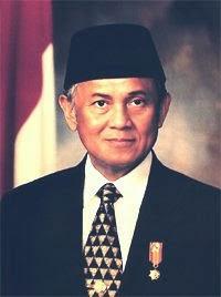 Prof. DR. Ing. H. Bacharuddin Jusuf Habibie