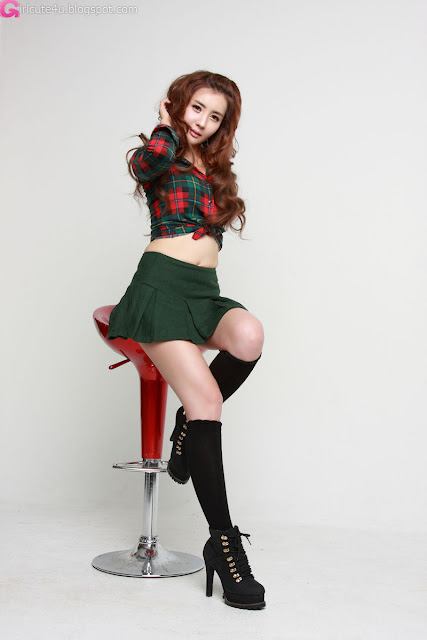 5 Choi Eun Ha Again-very cute asian girl-girlcute4u.blogspot.com