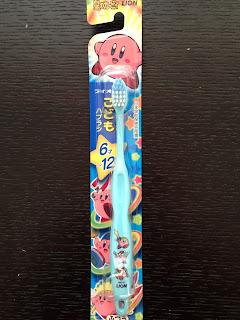 Kirby Toothbrush~!