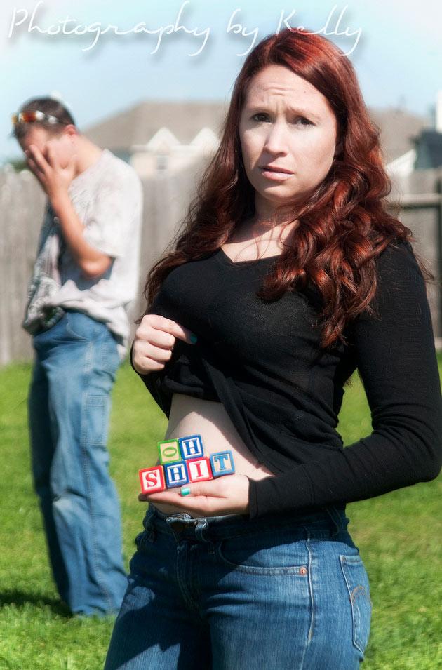 image from httpwwwworldwideinterwebcomitem5253 funniest pregnancy announcements everhtml