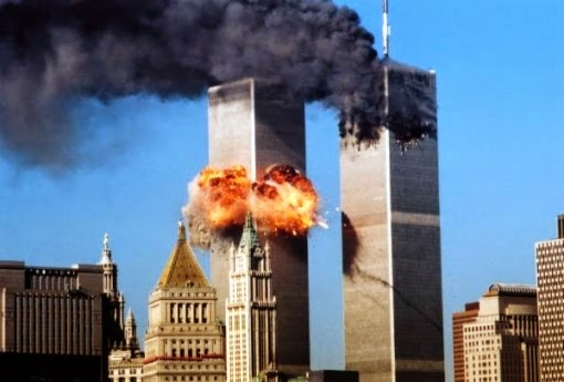 Ternyata kehancuran gedung WTC sudah tertulis dlm Al Qur'an...