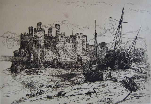 M+Nimmo+Moran+Conwy+Castle.jpg (1000×688)