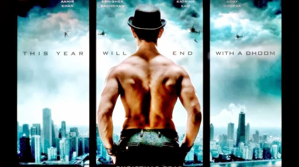 Dhoom 3 - Movie Review