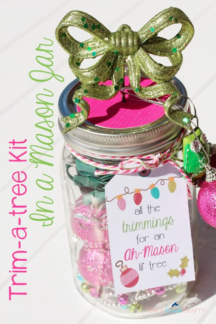 http://www.sheskindacrafty.com/2013/11/trim-tree-kit-in-mason-jar.html