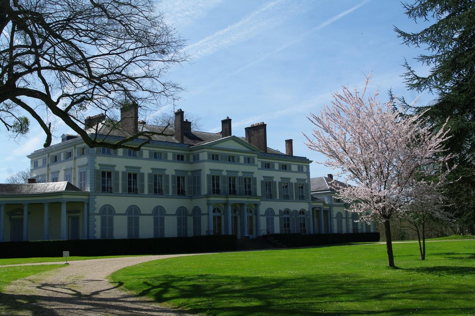 Charmes m connus du hurepoix montfort l 39 amaury des montfort mauric - Chateau de groussay montfort l amaury ...