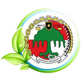 Logo Koperasi MADANI
