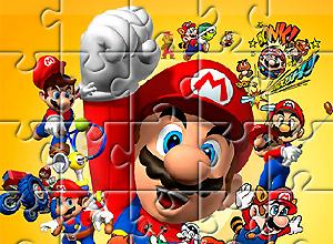 Puzzles do Mario