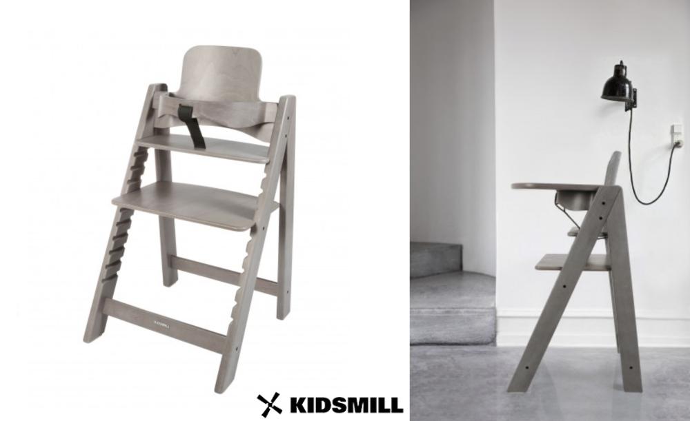 Kidsmill hochstuhl zubehör : Kidsmill funktionales design und hohe qualität der hochstuhl up