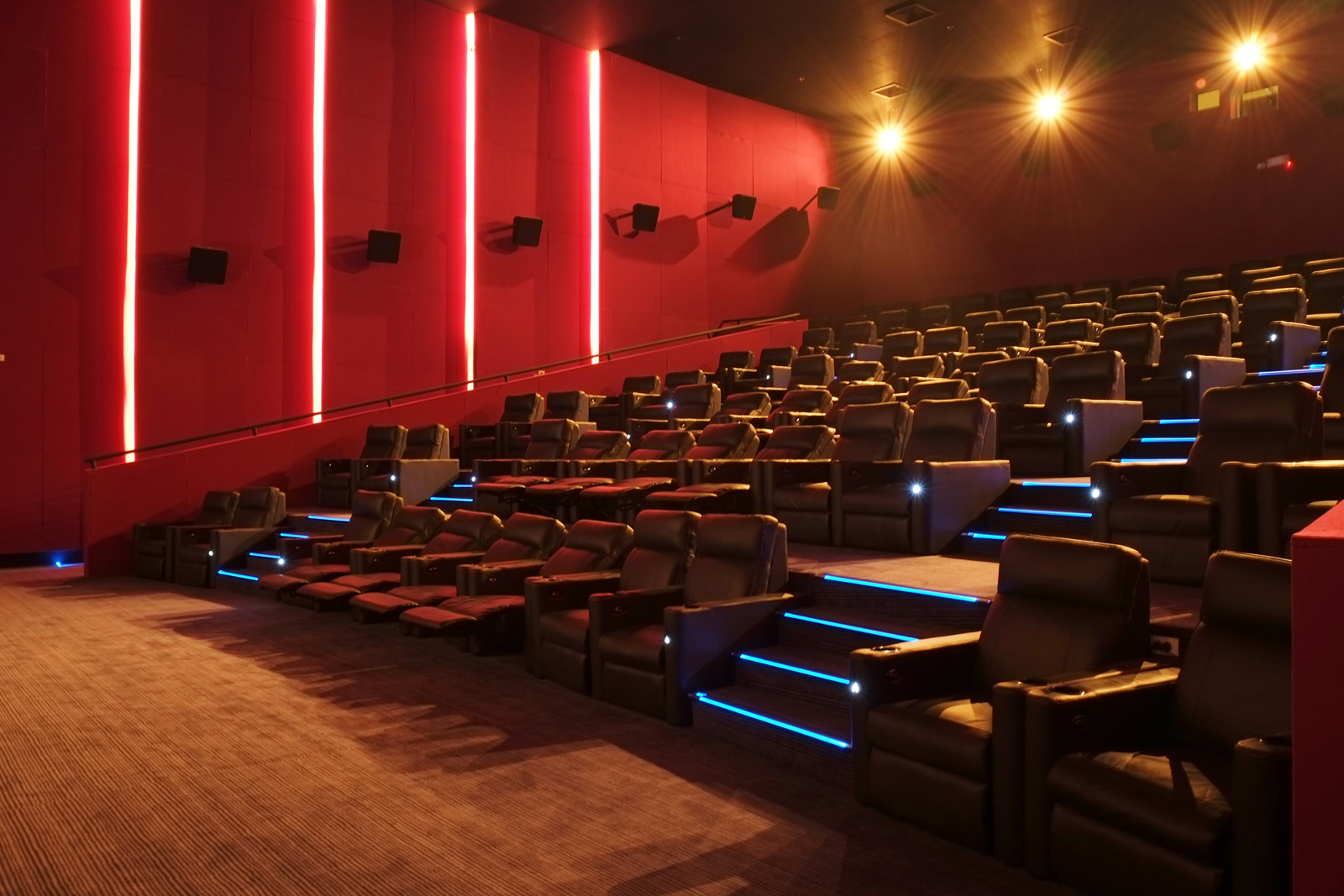 Phv movie theater
