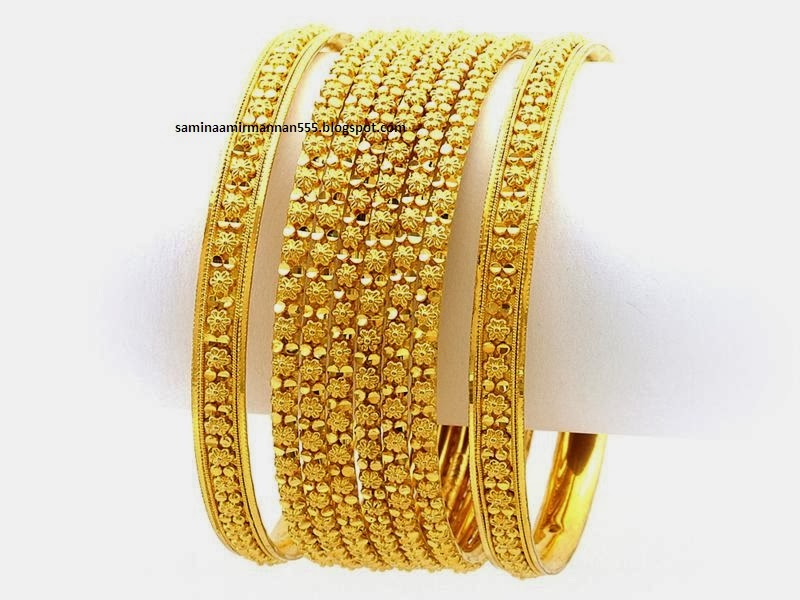Bangles Jewellers: Indian Bridal Fashion Bangles Collection 21