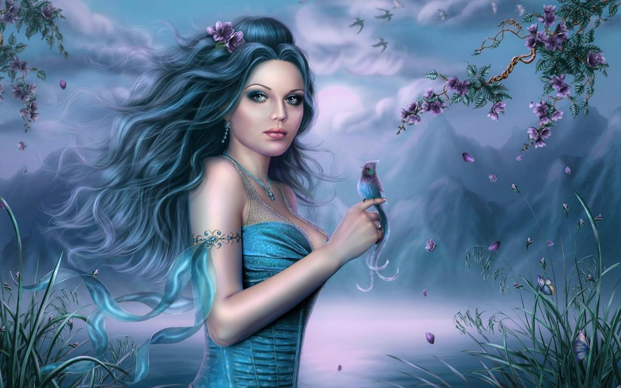 amazing fantasy art pictures wallpapers collection