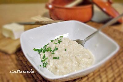 Riso in cagnone | Ris an cagnòn Piemonte ricetta di risotto tradizionale