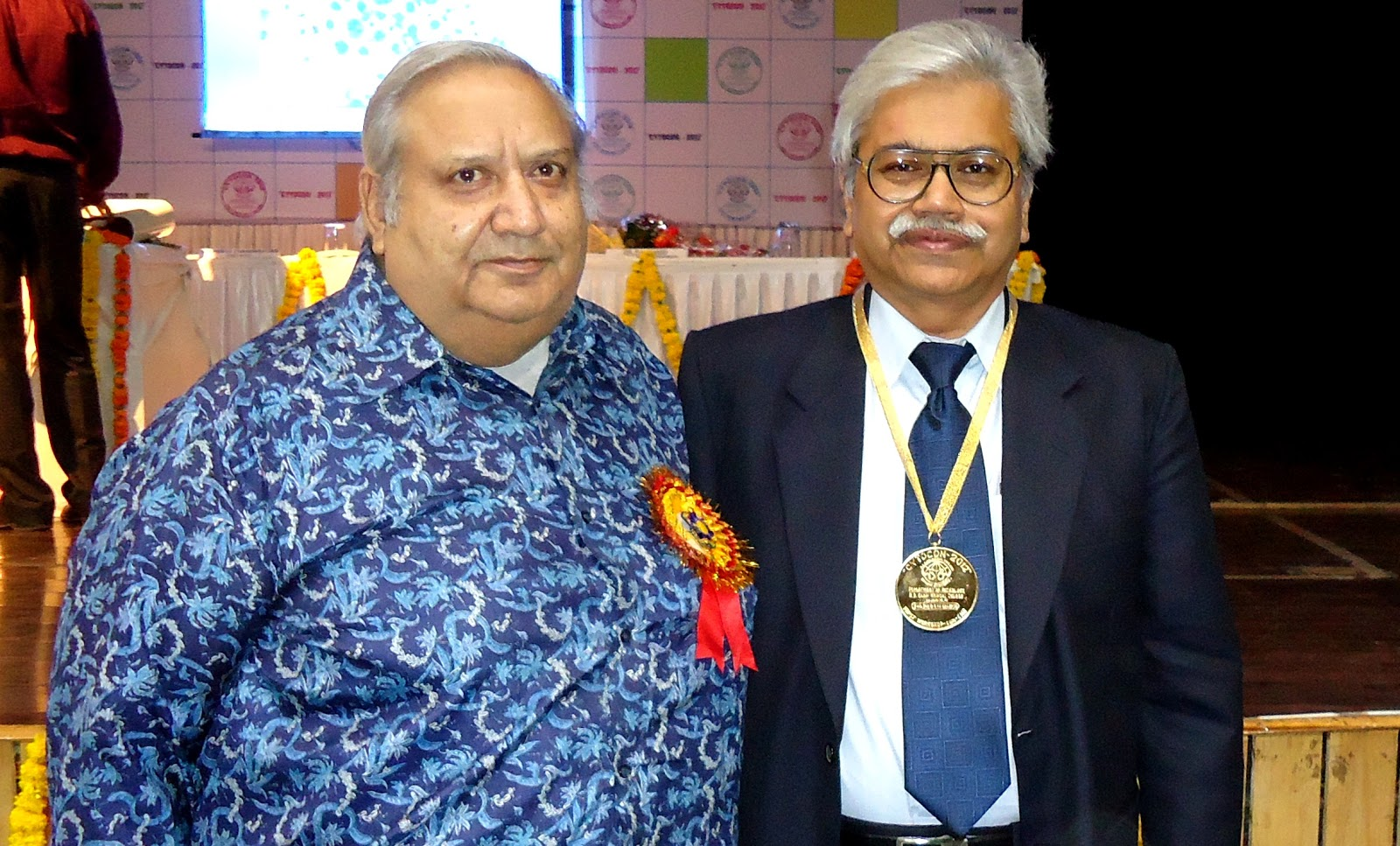 Oral Pathology India: A FRIEND OF IAOMP RECEIVES A GOLD MEDAL