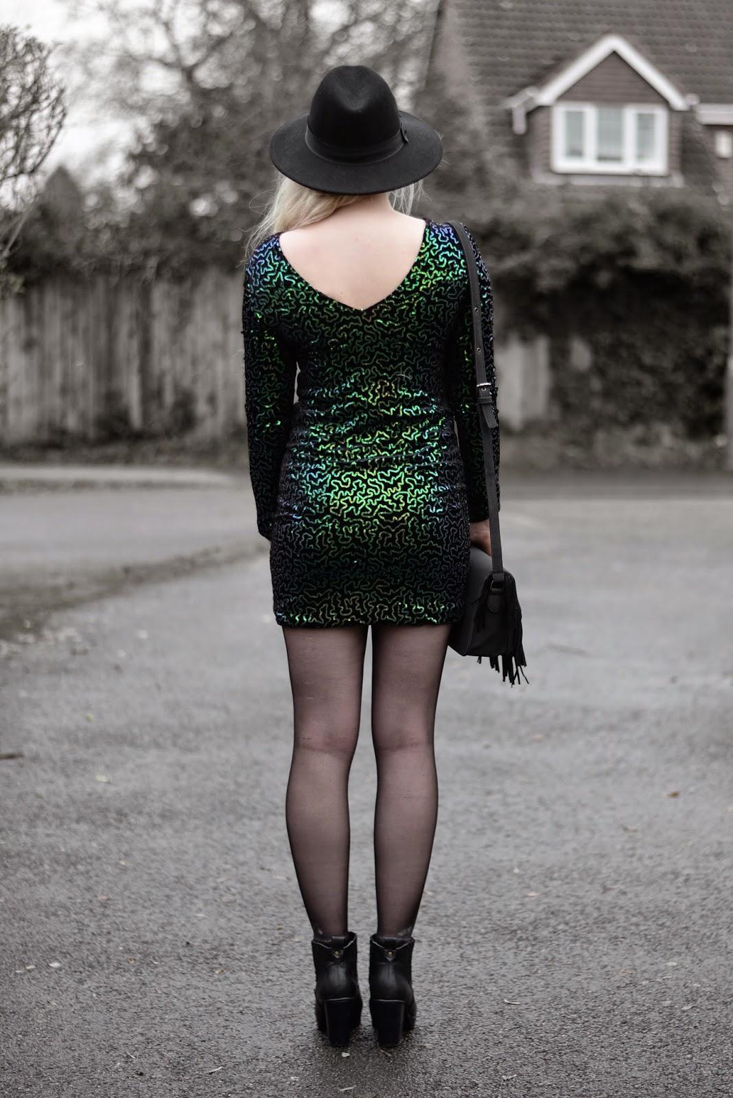 Sammi Jackson - Sequin Dress