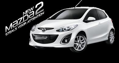 The new 2013 mazda 2 sport jejak jalan raya for Triple a s motors greensboro nc