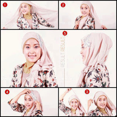 Panduan Menggunakan Jilbab