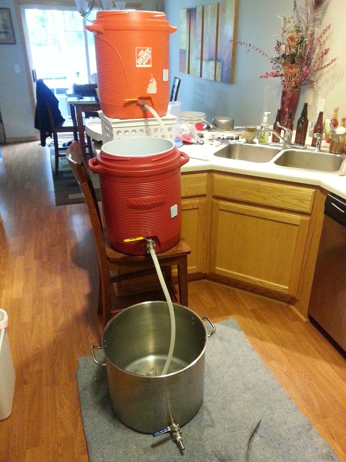 do wort home brewing going all grain