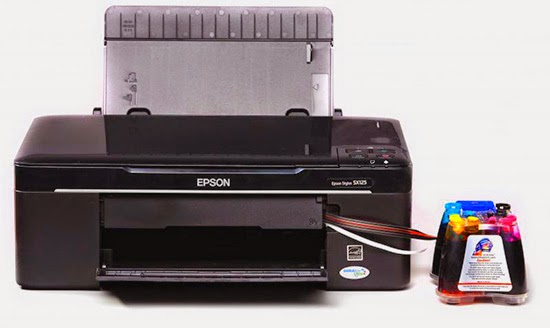 review epson sx130 stylus all-in-one printer