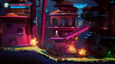 Red Goddess Inner World-RELOADED TERBARU screenshot 2