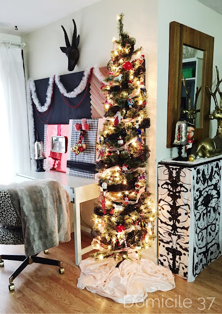 Home Decor-Christmas 2015 blog hop