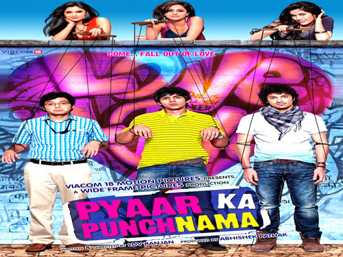 Watch Pyar Ka Punchnama 2011 Megavideo Movie Online