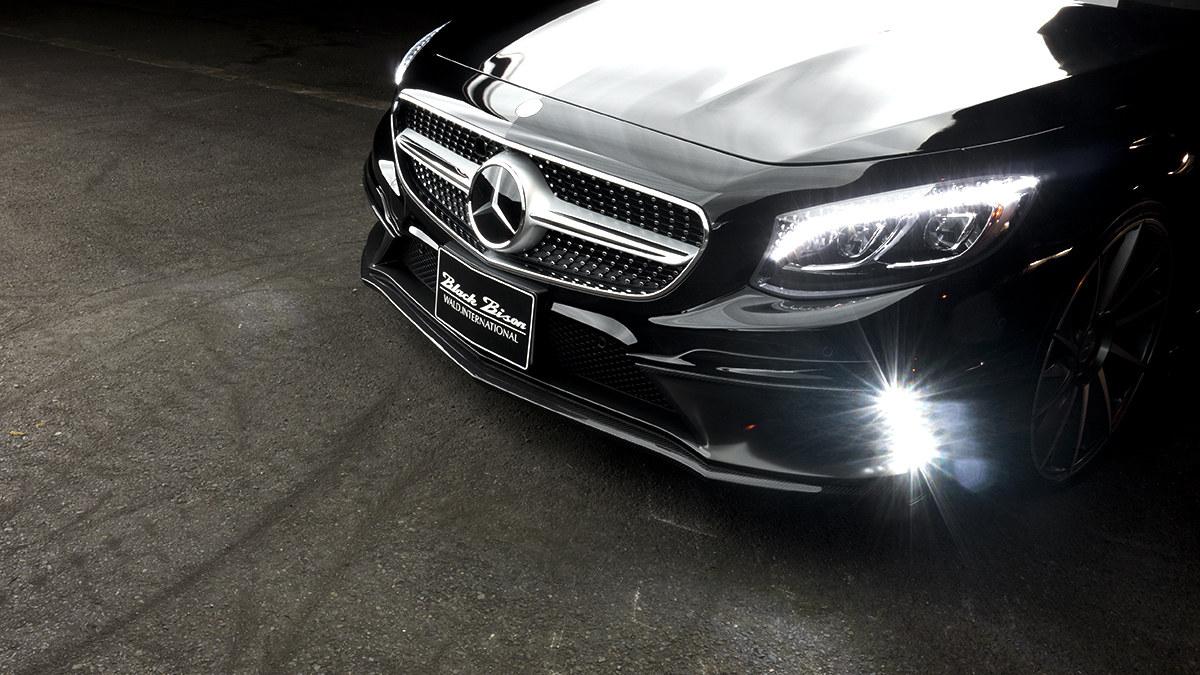 Tuning wald international mercedes benz e class estate w211 - Mercedes Benz S Class Coupe By Wald International 04 Jpg 1200 675 N Pinterest