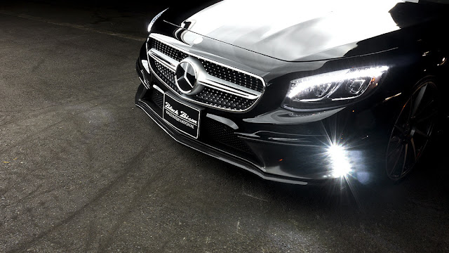 s class coupe body kit