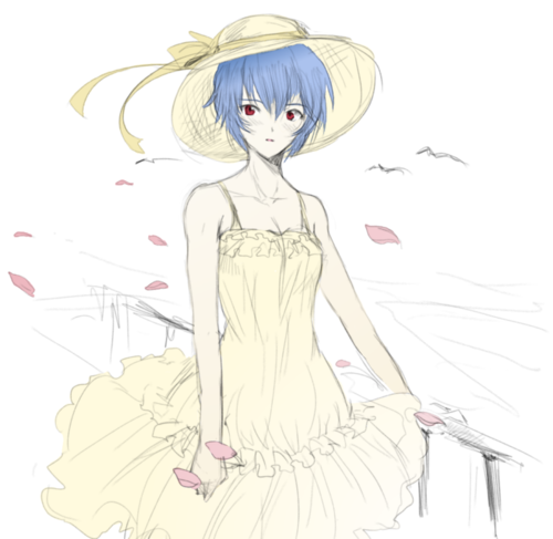 Rei Ayanami Images Pack