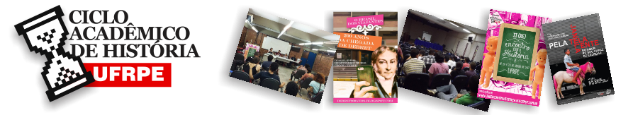 Ciclo Acadêmico de História da UFRPE