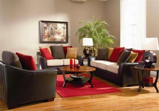 model desain karpet ruang tamu minimalis modern terbaru