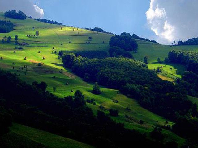Povlen Mountain, Serbia