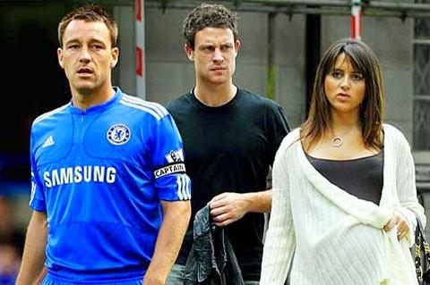 Cả hai nồng nàn tới mức, Terry còn để lại cho Vanessa giọt máu của chính mình. Ngay khi biết tin, thủ quân của Chelsea đã đề nghị Vanessa phá thai để tránh tai tiếng.