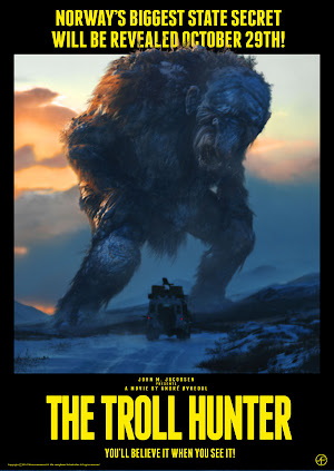 The Troll Hunter Film