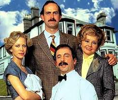 ... do Fawlty Towers