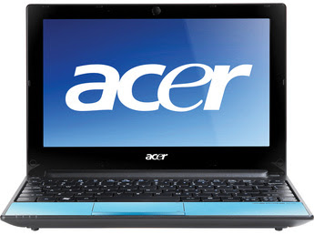 new Acer Aspire One AOD255E