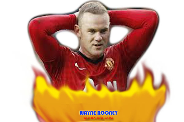 Descriptive Text Wayne Rooney