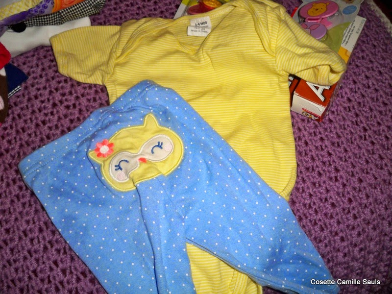 Nana Life Baby Clothes Haul