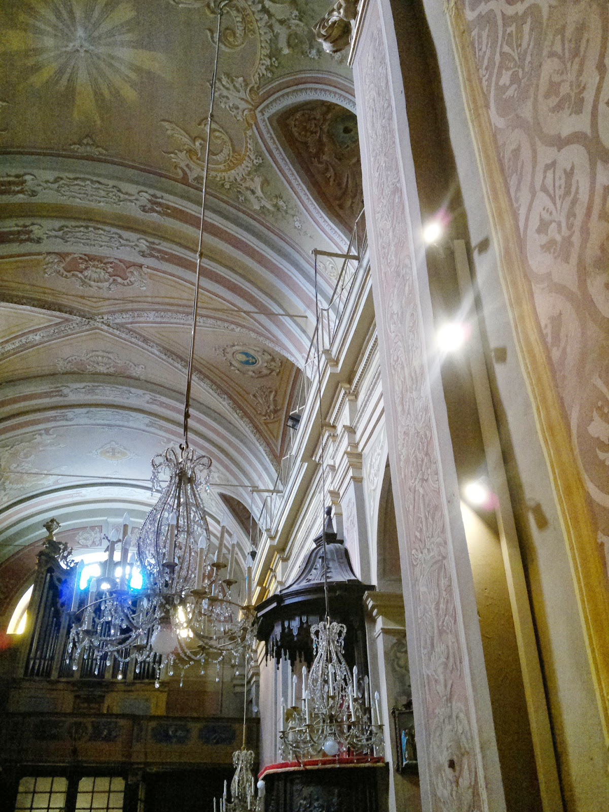 Illuminazione led casa parrocchia s desiderio a fiano - Illuminazione casa ...