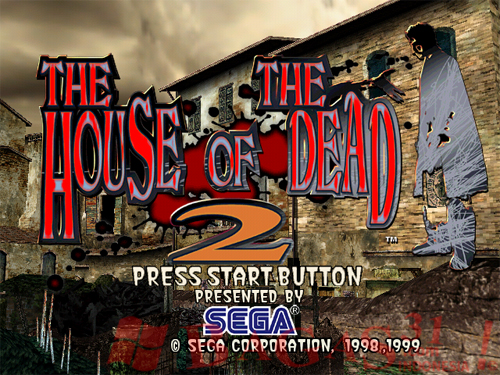 The House Of The Dead 2 1