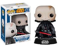 Funko Pop! Darth Vader Unmasked