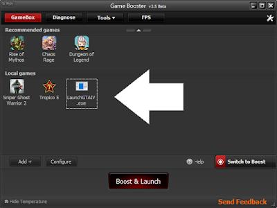 Miqbal20 - Cara Ampuh Menggunakan Game Booster