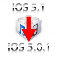 Downgrade iOS 5 A5 Devices