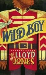 portada libro wild boy
