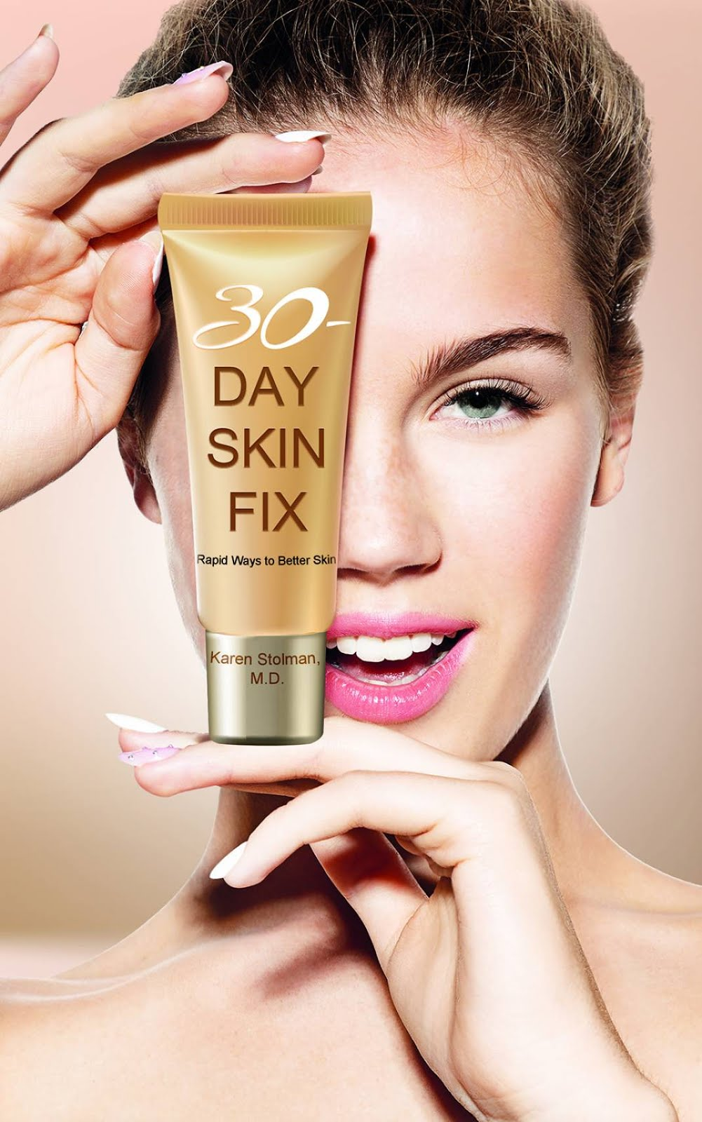 Buy the Book:<br>30-Day Skin Fix