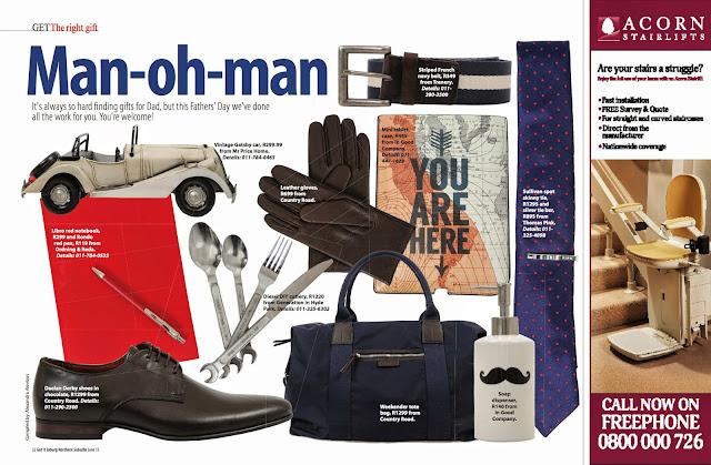 GOOD PRESS - Get It Magazine June 2015