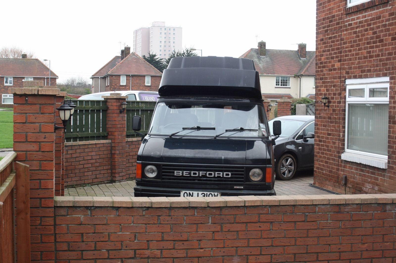 Bedford CF2 Van: ebay: 1981 Cavalier Coachman CF Camper - UK
